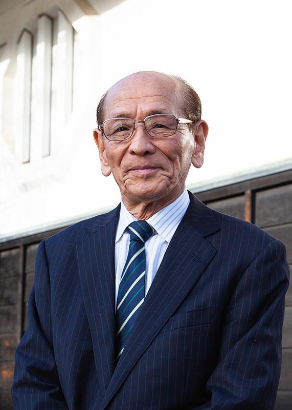 国友鉄砲ミュージアム 館長 吉田 一郎